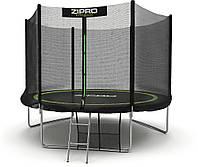 Батут с внешней сеткой Zipro Fitness 312 см, фото 1