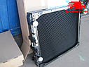 Радиатор водяного охлаждения МАЗ 642290 (3 рядный) (пр-во ШААЗ). 642290-1301010-011. Ціна з ПДВ. , фото 2