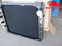 Радиатор водяного охлаждения МАЗ 642290 (3 рядный) (пр-во ШААЗ). 642290-1301010-011. Ціна з ПДВ. , фото 3