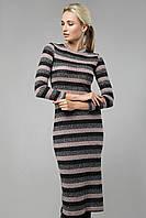 Платье Перло, (3 цв), платье гольф, платье облегающее, осеннее платье, фото 1