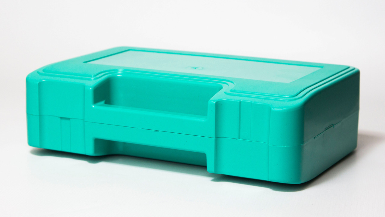 Футляр для аптечки пластиковий (первинний полімер) зелений