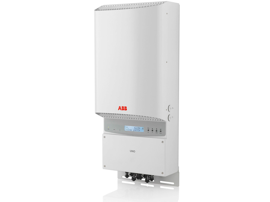 Инвертор сетевой ABB PVI-5000-TL-OUTD-S (5кВт, 1 фаза /2 трекера)
