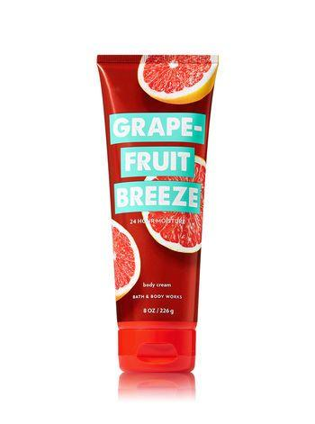 Крем для тела Bath&Body Works Grapefruit Breeze Body Cream