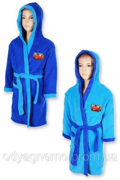 Махровый халат для мальчиков Disney оптом, 2/3-5/6 лет.