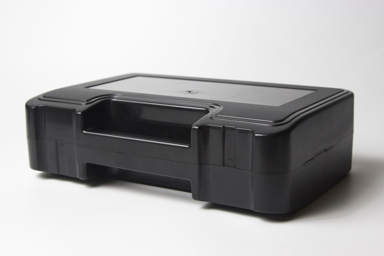 Футляр для аптечки пластиковий (первинний полімер) чорний