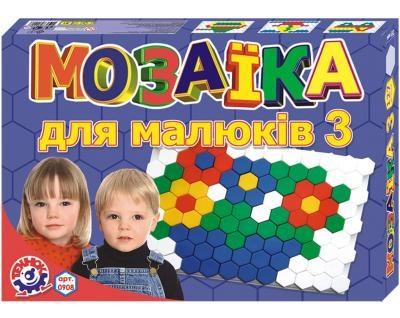 """Іграшка """"Мозаїка для малюків 3 ТехноК"""", арт. 0908, в коробці"""