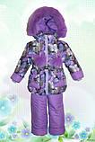 Комбинезон костюм зимний раздельный цвета в ассортименте, фото 2
