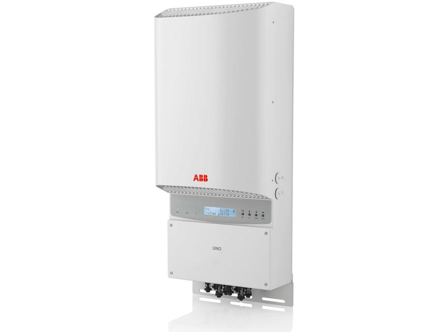 Инвертор сетевой ABB PVI-6000-TL-OUTD-S (6кВт, 1 фаза /2 трекера)