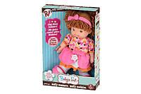 Кукла-пупс поет и разговаривает Baby's First Molly Manners Вежливая Молли, интерактивная кукла, 38 см