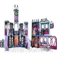 Домик для кукол Монстер Хай Monster High Deadluxe High School