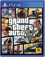 GTA V,Grand Theft Auto V (русские субтитры) PS4