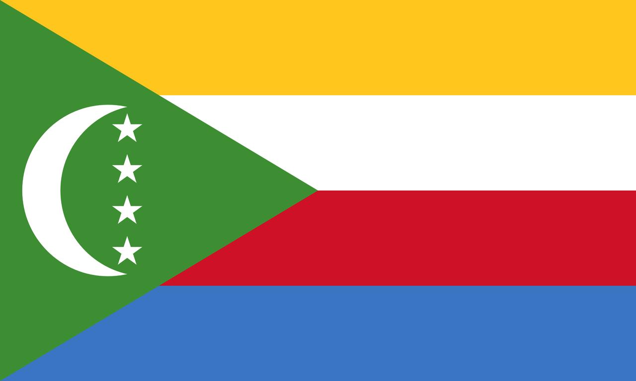 Флаг Комор
