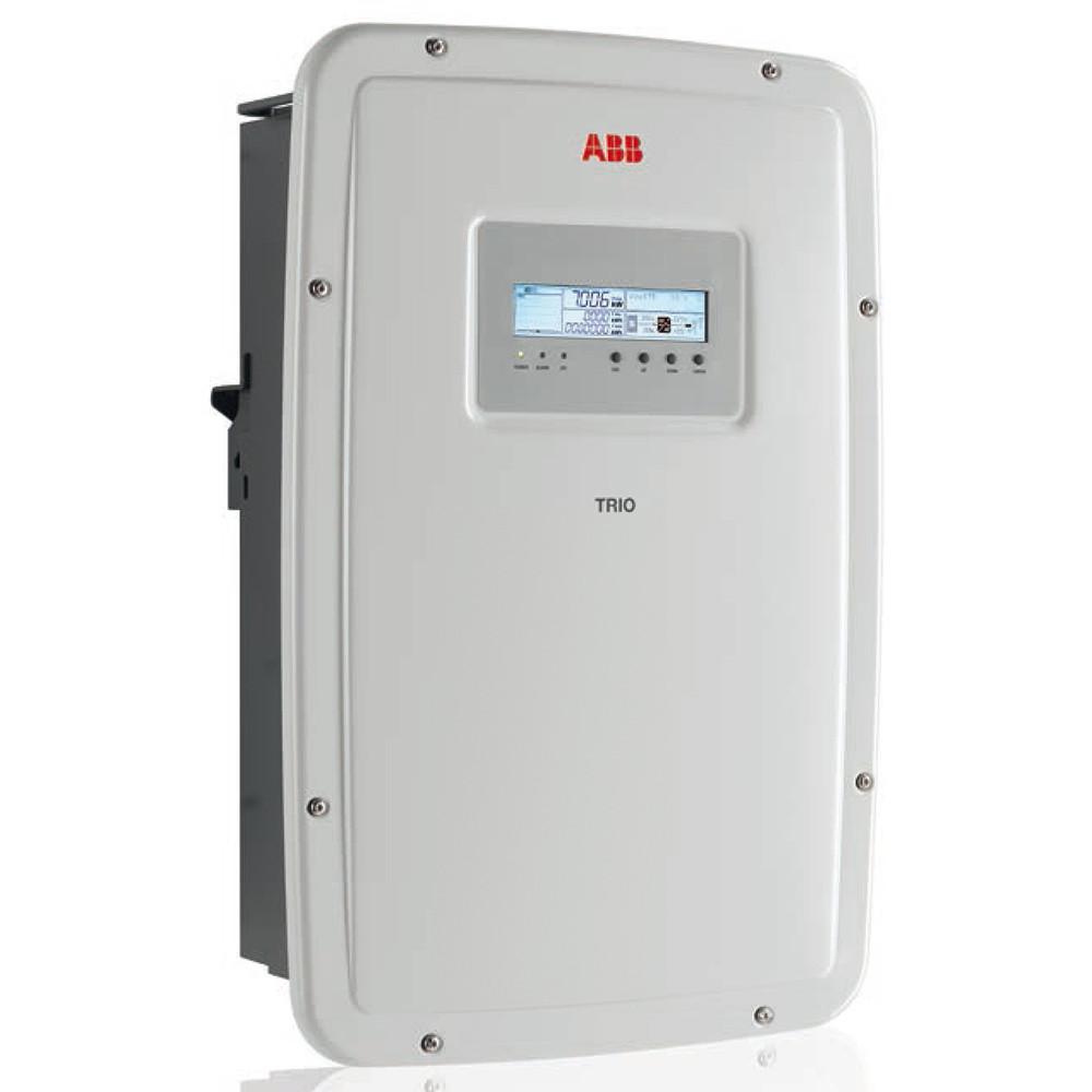 Инвертор сетевой ABB TRIO- 7.5-TL-OUTD (7.5 кВт, 3 фазы /2 трекера)