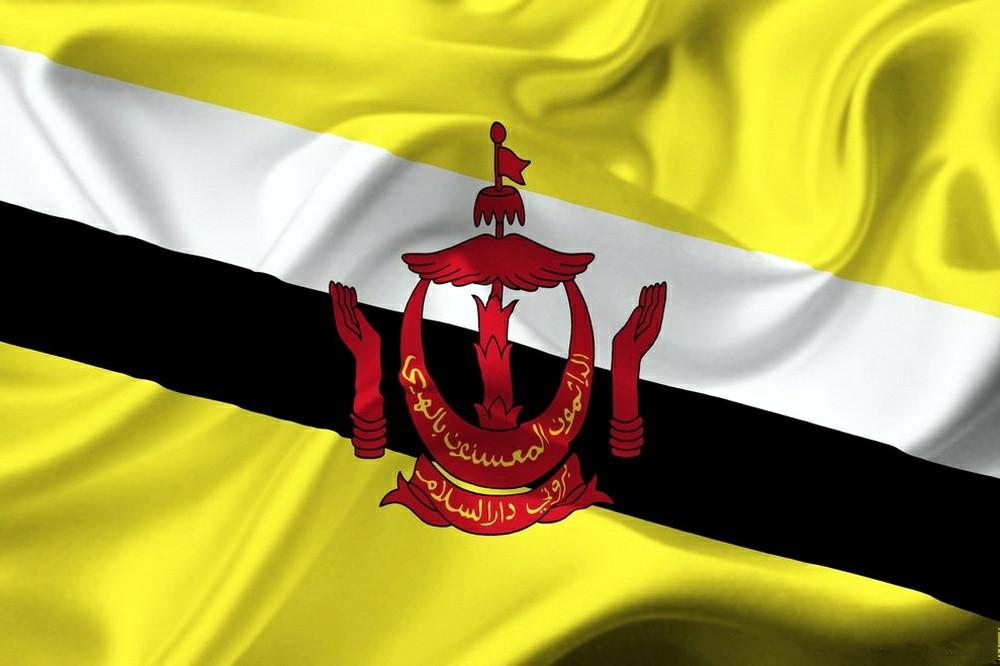 Флаг Брунея Бруней