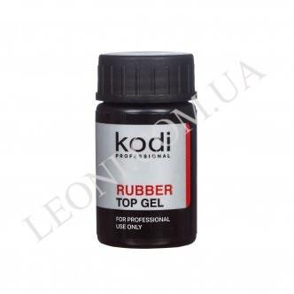 Rubber Top Каучуковое верхнее покрытие для гель лака Коди 14 мл..