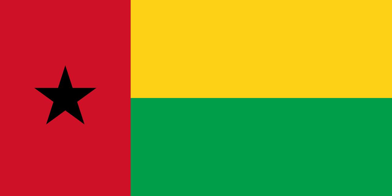 Флаг Гвинеи-Бисау