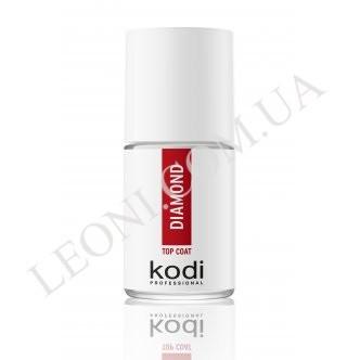 Верхнее покрытие для акриловых ногтей Kodi Diamond Topcoat 15 мл.