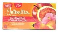 """Фруктовый чай Intensitea """"Красный апельсин"""", 20 пакетиков"""