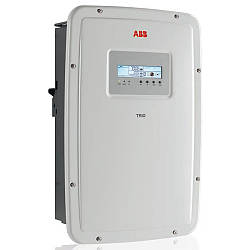 Инвертор сетевой ABB TRIO- 8.5-TL-OUTD  (8.5 кВт, 3 фазы /2 трекера)