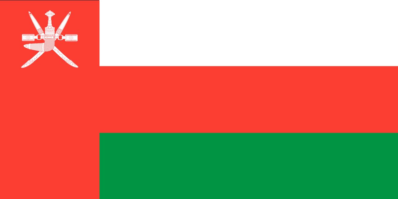 Флаг Омана