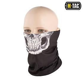 M-Tac шарф-труба облегченный Reaper Skull черный