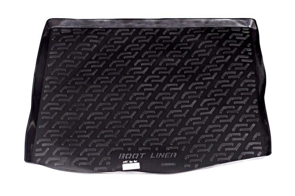 Коврик в багажник для BMW 5 (E61) Touring (03-10) полиуретановый 129030301