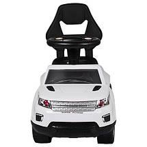 Толокар  Range Rover (Белый), фото 3