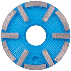 Алмазна шліфувальна чашка (фреза) Distar ФАТ-С95/МШМ 8×12 №00/30