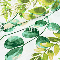 Хлопковая ткань Веточки, фото 1