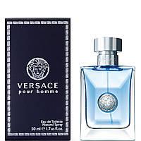 Мужская туалетная вода Versace Versace pour Homme 50 ml (реплика)