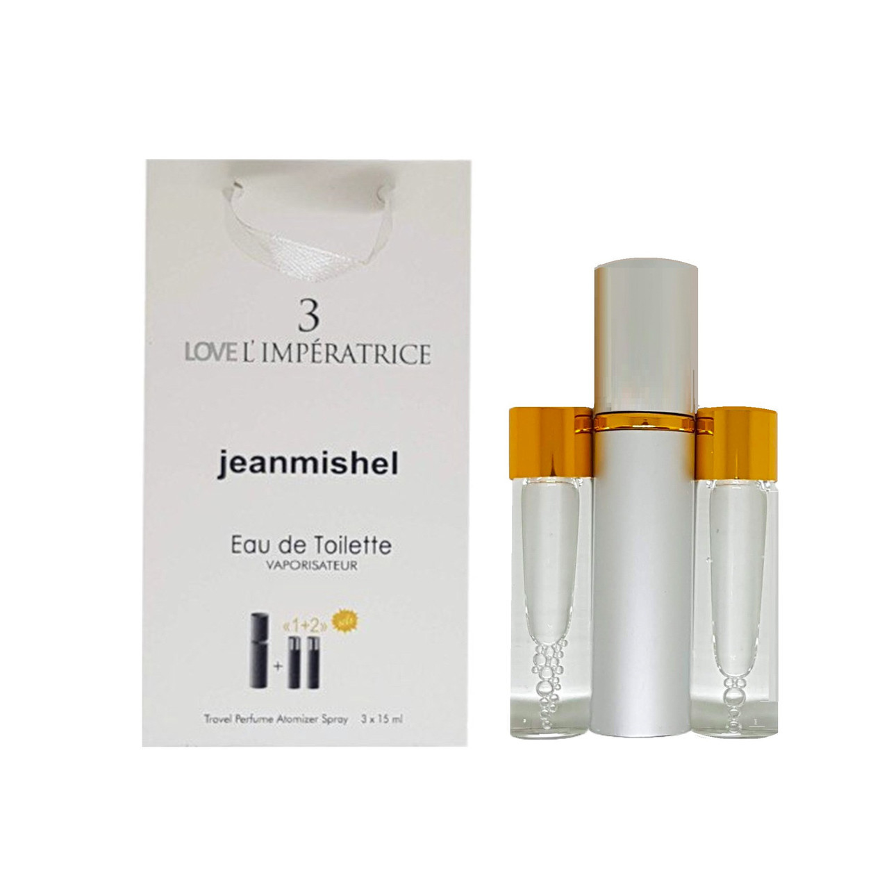 Jeanmishel Love L`Imperatrice 3 (25) 3 x 15 ml