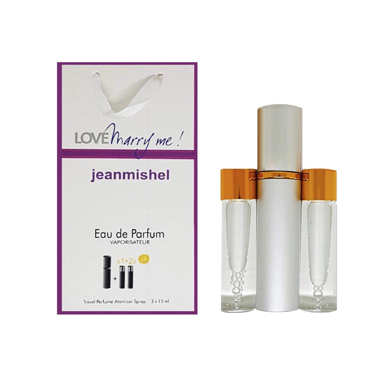 Jeanmishel Love Marry me (52) 3 x 15 ml