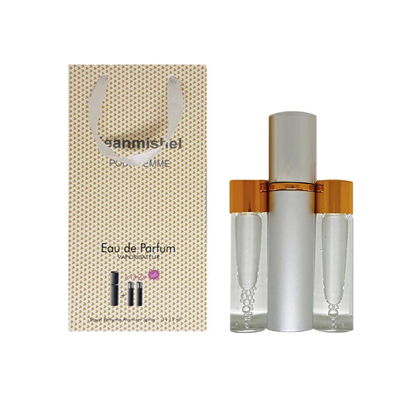 Jeanmishel Pour Femme (53) 3 x 15 ml