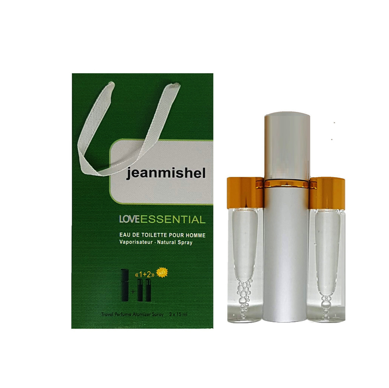 Jeanmishel Love Essential pour homme (56) 3 x 15 ml