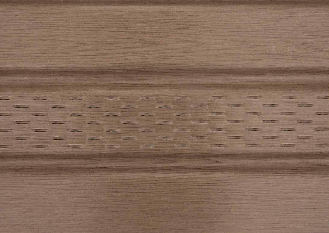 Панель ASKO орех перфорированная 3.5 м, 1.07 м2, фото 2