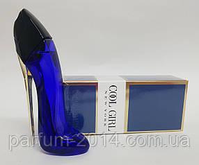 Мини парфюм Cool Girl Blue 40 ml (реплика), фото 2