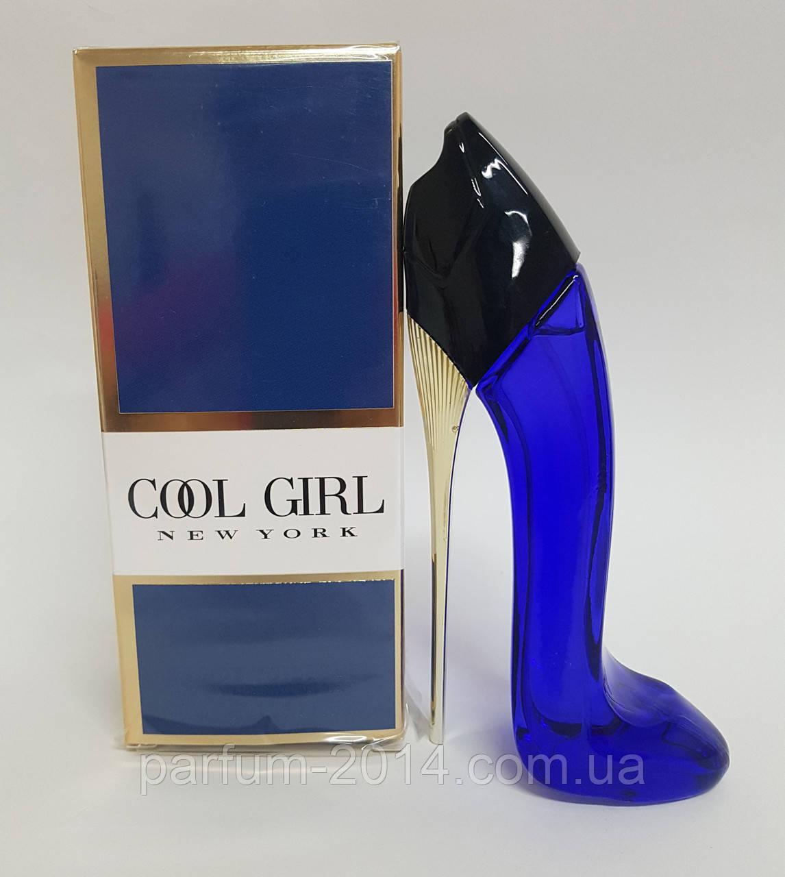 Мини парфюм Cool Girl Blue 40 ml (реплика)