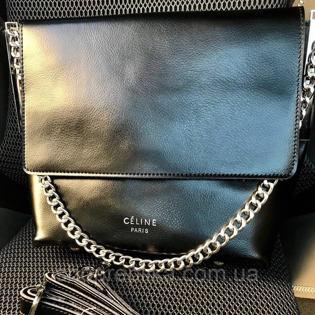 be3f03da7fed Кожаная сумка Селин Покупай Сумки Celine в черном: продажа, цена в ...