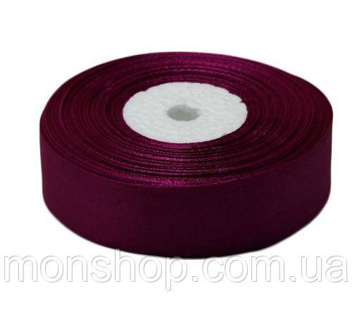 Пурпурная атласная лента 0,6см