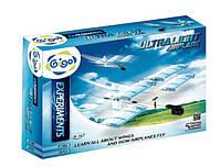 Конструктор Gigo Аэроплан 44 детали (7402)