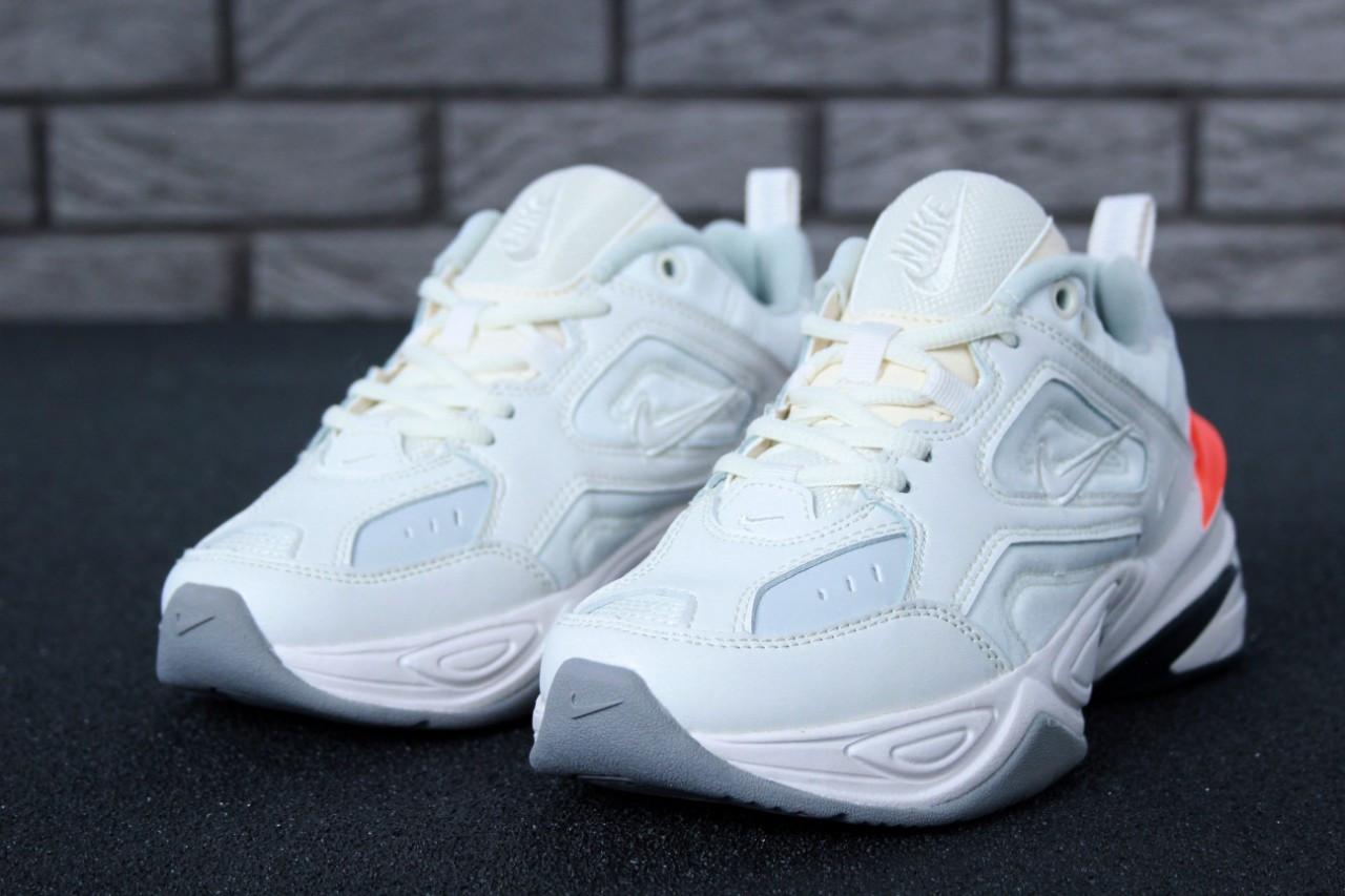 Кроссовки женские Nike M2K Tekno 30859 белые