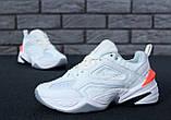 Кроссовки женские Nike M2K Tekno 30859 белые, фото 5