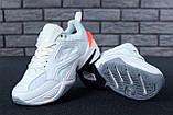 Кроссовки женские Nike M2K Tekno 30859 белые, фото 9