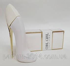 Мини парфюм Cool Girl White 40 ml (реплика), фото 2