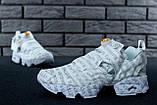 Кроссовки женские Vetements x Reebok InstaPump Fury 30883 белые, фото 4
