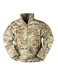 Куртка   мужская  флисовая DELTA-JACKET FLEE    Mil Tec  камуфляж   мультикам Multicam  Германия -XL