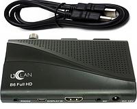 Спутниковый тюнер uClan B6 Full HD + HDMI кабель + прошивка