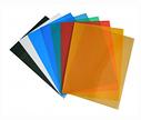 Обкладинки пластикові bindMARK Кристал A4 180мкм кольорові 100шт, фото 2