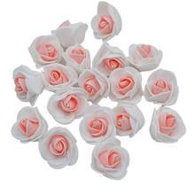 Набор декоративных цветочков - 50шт.