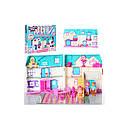 Кукольный дом 1205CD Doll House (звук, свет, мебель, фигурки), фото 3
